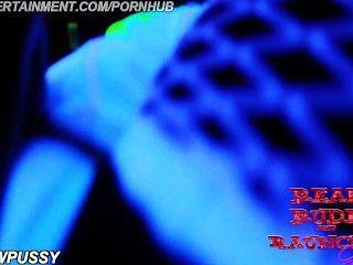 Rrr entretenimiento presenta #glowpussy