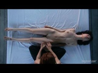 Parte 2 del masaje del orgasmo de la puesta del sol