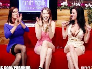 Milf talk next brazzers show en vivo feb 20th 3:45 est 12:45 pst