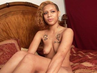 Ebony dreamgirls escena 5