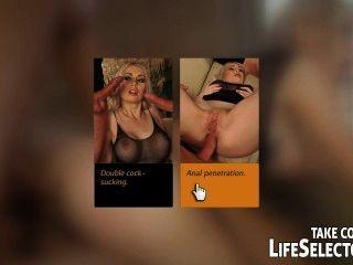 Juegos anal doble
