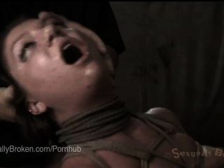 Pelirroja inocente cutie claire robbins cara follada en esclavitud
