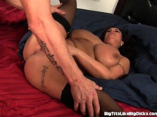 Super hot big titty puta eva notty obtiene travieso