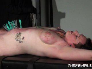 Aficionados esclavos torturas intensas y hardcore bbw bdsm de esclavitud estirada