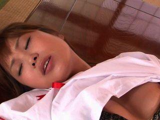 Himekore vol 33 shinshun shiofuki miko escena 1