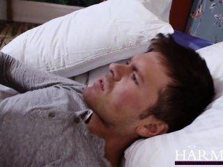 Armonyvision orgasmo anal intenso después de una mierda dura