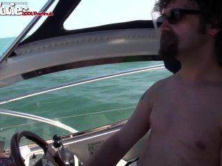 Películas divertidas chica alemana follada en un barco