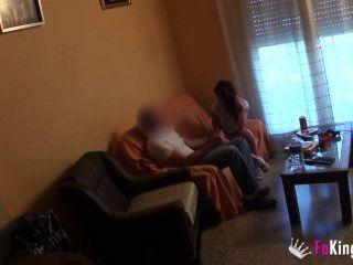 imagen Cámara oculta en el dormitorio de la chica voyeur