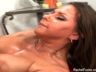 Rachel roxxx fetiche de los pies follando