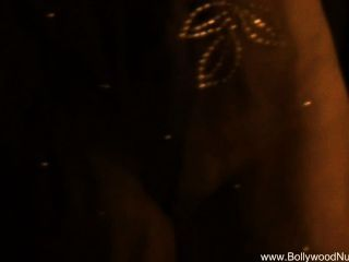 Bollywood vientre bailando nena