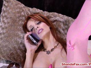 Anal canadiense sexo sucio de teléfono!Milf shanda fay