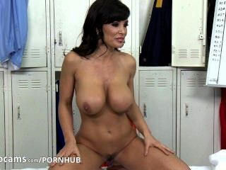 Lisa ann webcam parte 2