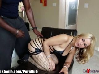 Lexington steele da orgasmo anal a sarah