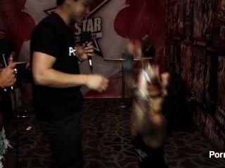 Pornhubtv bonnie rotten entrevista en 2015 avn premios