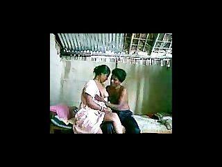 Pareja india en webcam