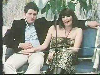 Orgía de sexo vintage
