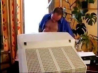French milf obtiene una oficina fucking