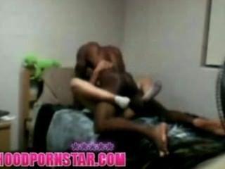 Texas longhorn estudiante cinta sexo con su novia hermanos