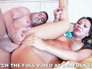 Hot asian asa akira ama el sexo áspero