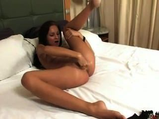 Auto fisting anal babe