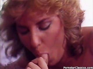 Retro 80s porno porno estrella fiesta
