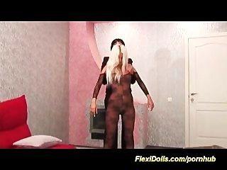 Flexi muñeca real