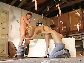 Parodia de la pornografía xxx