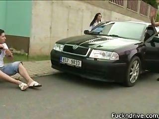Desagradable accidente