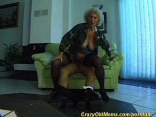 Sexo viejo y joven