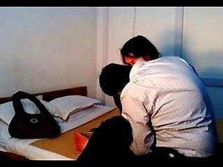 India universidad matrimonio follando en la privacidad registrada por la cámara oculta
