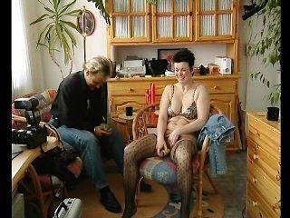 Madura mamada alemana