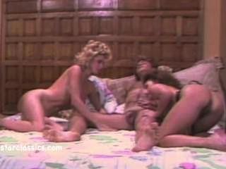 Jengibre lynn lesbiana tres manera fuck classic