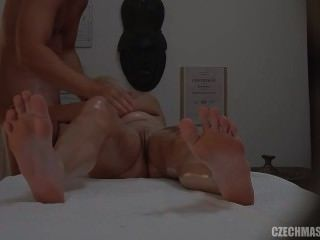 Estuber czech masaje amateur 7