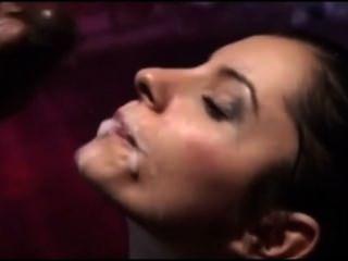 Boca potty 3, cum bbc en la compilación sólo la boca