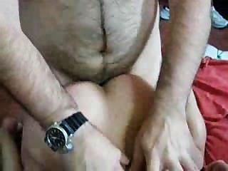 Orgía casera