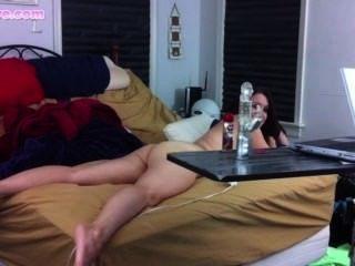 Lelu amor detrás de las escenas masturbación hd