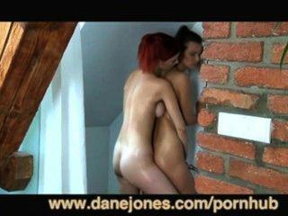 Danejones hot lesbian ducha sexo