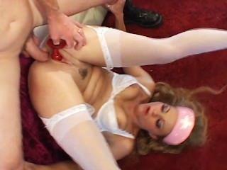 Anal nurse whores escena 1