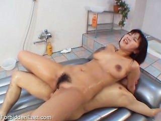 No censurado japonés erótico fetiche sexo detención (pt 6)