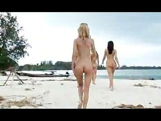 Chicas perfectas de la playa!
