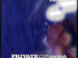 Privado: impresionante busty sandra hierro follado bajo la lluvia