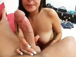 Lindo modelo engañado en la pornografía