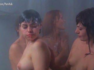 Dyanne thorne, lina romay y tania busselier