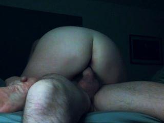 Video de sexo de pareja grasa