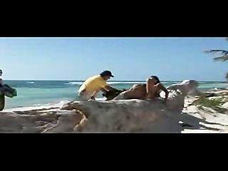 Putas alegres en la playa del paraíso!