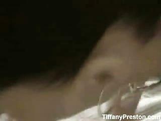 Tiffany y bf compartiendo el amor