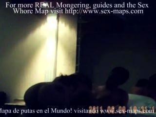 Maldita prostituta en un hotel