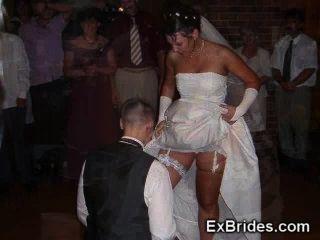Verdaderas novias amateur caliente!