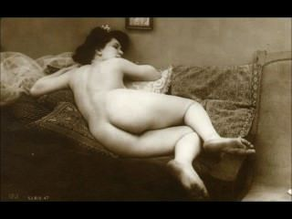 Desnudos vintage parte 1