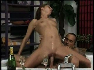 Goldwasser sexo en baño y orina